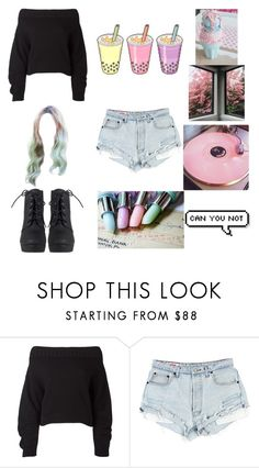 """""""Untitled #481"""" by nerdy-fairy on Polyvore featuring Opening Ceremony"""