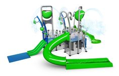 I want this in my backyard!  #Waterplay Solutions Introduce Two New #Slide Activity Centre Models