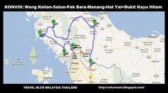 Panduan Melawat Wilayah Satun Thailand ~ TRAVEL BLOG MALAYSIA THAILAND