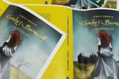 """Esta semana montamos Exposición de originales de 'Cumbres Borrascosas"""" en  @panta_rhei_madrid   #cumbresborrascosas #WutheringHeights #fernandovicente #emilybrontë #treshermanasediciones #Panta_Rhei_madrid"""