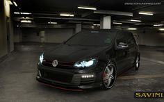 VW GTI with BS1