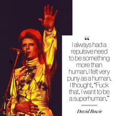 The world lost a creative genius and unforgettable talent yesterday when David Bowie passed away at the age of 69 after an 18-month battle with cancer—but the icon leaves behind a legacy that not only includes his groundbreaking music, but also his countless contributions to the worlds of fashion, film, and pop culture. Bowie's lasting impact is not just limited to his art, however. The Star Man also possessed a candid tongue that frequently delivered profound statements on everything fro...