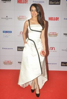 Shraddha Kapoor turned up in a Dior asymmetric gown