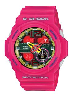 Casio G-Shock GA310 with ana-digi and Arabic numerals ($150)