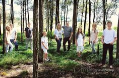 Large family group photo ideas ... | Family Pictures