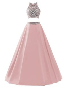 Sexy Prom Dress,Prom Dress,Prom Dresses,Sexy Dress,Charming Prom Piece Formal Pieces Prom Gown For Teens - Prom clothes Pretty Prom Dresses, Hoco Dresses, Sweet 16 Dresses, Sweet Dress, Dance Dresses, Dress Prom, Dress Long, Sweet Sixteen Dresses, 2 Piece Prom Dress