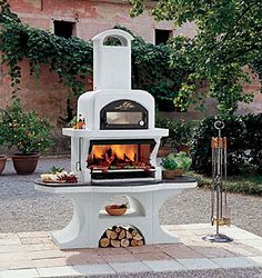 One day I would like to have an outdoor kitchen with one of these