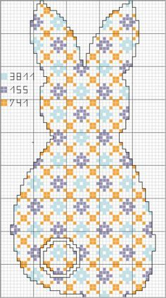 Cross Stitch Patterns A Week Of Free Easter Cross Stitch Charts Cross Stitch Art, Cross Stitch Animals, Cross Stitching, Cross Stitch Embroidery, Embroidery Patterns, Blackwork Cross Stitch, Crochet Patterns, Modern Cross Stitch Patterns, Counted Cross Stitch Patterns