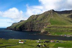Famijn, Faroe Islands (Wyspy Owcze)