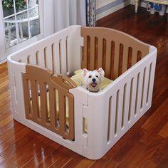 e64ee39c5cf16dfaeff15daf258fa96b--dog-closet-dog-playpen