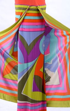 Pucci dress from 60's