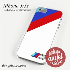 Logo BMW M Phone case for iPhone 4/4s/5/5c/5s/6/6 plus