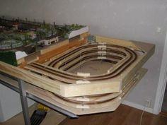 Byggtips för modelljärnvägen