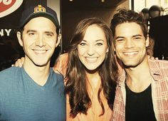 Laura, santino, Jeremy