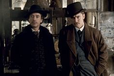 Pin for Later: Pop Culture Halloween: 39 Costume Ideas For BFFs Sherlock Holmes and Watson