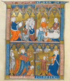 Somme le Roi, MS 28162, Fol 004v, ~1290-1300, France