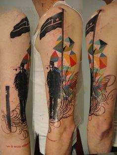 Tattoos by Xoïl