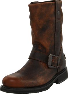 Harley-Davidson Women's Darice Motorcycle Boot - designer shoes, handbags, jewelry, watches, and fashion accessories | endless.com