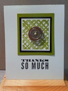 #Stampin' UP! #2013 Spring catalog #Beyond Plaid