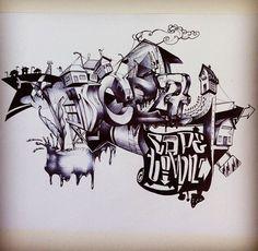 graffiti doodles 2