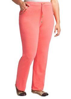 Ashley Stewart Women's Sequin Active Pant Ashley Stewart. $29.50