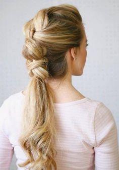 Long Wedding & Prom Hairstyles via Missysueblog; Hairstyle ideas from Missy Sue