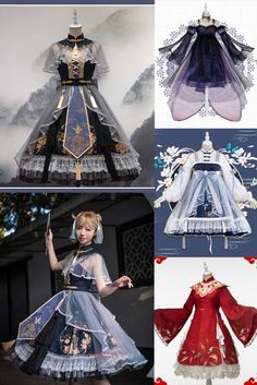 Harajuku Fashion, Kawaii Fashion, Lolita Fashion, Cute Fashion, Retro Fashion, Kawaii Dress, Kawaii Clothes, Cosplay Outfits, Anime Outfits