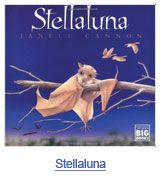 stellaluna.. had to buy a new one of these after i wore my copy out for my three kiddos.  the illustrations are beautiful