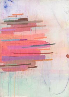 Jun Tsunoda | pinturas abstractas | Casa Atelier Blog and Shop