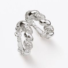 Enchanting Clip-On Hoop Earring. AVON. Alternating smooth and textured metal in a wider twist design. Textured portion is rhinestone embellished. Your choice of silvertone or goldtone. Regularly $9.99.  FREE shipping with any $40 online Avon purchase.  #CJTeam #Avon #Style #Sale #Jewelry #Fashion #C16 #Gift #Earrings #ClipOnEarrings #Enchanting #Avon4Me Shop Avon jewelry online @ www.TheCJTeam.com