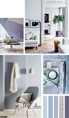 Colorboost: grijs met blauwe ondertoon voor een koele look - Roomed Luxury Bedroom Furniture, Luxurious Bedrooms, Colours, Cabinet, Storage, Interior, Inspiration, Home Decor, Luxury Bedrooms