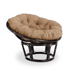 How To Make A Papasan Chair Cushion Bedroom Bliss