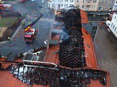 SZ-Online: Nach dem Brand im Bautzener Husarenhof