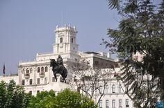Lima- Fotos de Lima no artigo do blog de viagens: http://125azul.com/lima-como-gostar-da-capital-do-peru/