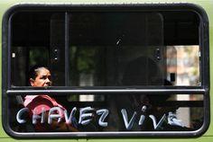 Chavez is dead