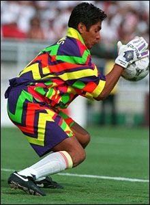 Jorge Campos soccer jersey Football Kits dfa3ff042