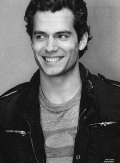 Henry Cavill....the hottest super hero I've ever seen!!!  Yum!  Although Thor is a close contender!