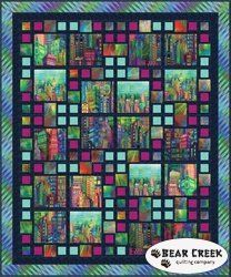 Here are 30 free patterns for Stained Glass quilts! Stained glass quilts can be made by piecing a skinny sas. Batik Quilts, Panel Quilts, Lap Quilts, Quilt Block Patterns, Quilt Blocks, Quilting Projects, Quilting Designs, Quilting Ideas, Quilting Board