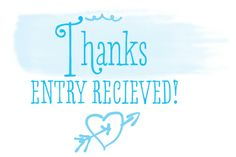 Entry Received - Community | OHbaby!