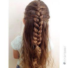 """DIY hair. by @mimiamassari """" #diyhair #tutorial #tutorials #hairstyle #instructions #instruction #diy #fishtailbraid #diyideas #diyproject #doityourself #idea #ideas #pretty #dutchbraid #stylish #style #instahair #fishtail #tutoriales #diyfashion #hair #braid #ponytail#braids#pictorial #bun #hairbow#frenchbraid#longhair"""