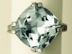 A huge diamond is a quick way to a girls heart! haha