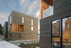 Hacker Architects designs housing in central Oregon for outdoorsy types