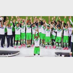 Futbol de Locura: Wolfsburgo campeón de la Supercopa de Alemania