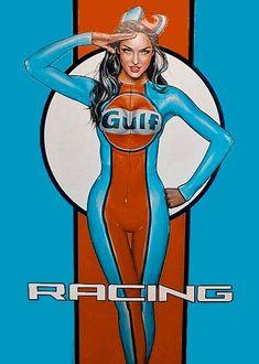 Gulf | Inazuma café racer