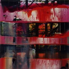 Gerhard Richter : Overpainted Photographs : * Visionary Tokyo