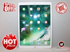 "Nice iPad Pro 2017: Item:  Apple iPad Pro 256GB 12.9in WiFi Gold Faulty for Spare / Repair ""I10  ...  Liverpool PC Repairs Check more at http://mytechnoshop.info/2017/?product=ipad-pro-2017-item-apple-ipad-pro-256gb-12-9in-wifi-gold-faulty-for-spare-repair-i10-liverpool-pc-repairs"