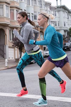 Keep up the momentum for your next race with fresh, new looks.