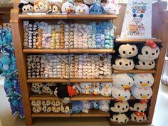 Retrouvez les Tsum Tsum chez Disney Store avec de nombreux personnages Disney et les personnages la Reine des Neiges...