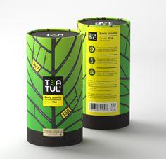 Lovely design for Teatul Tea.