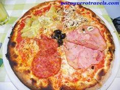 Deliciosa pizza al horno Tallin #estonia http://www.pacoyverotravels.com/2013/10/donde-comer-en-tallin-restaurante-olde-hansa.html